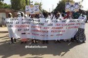 (Audio) CCA BAKEL : MARCHE DE SENSIBILISATION CONTRE LES IST/VIH SIDA ET LES GROSSESSES PRECOCES