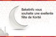 Bonne fête de Korité à tous...