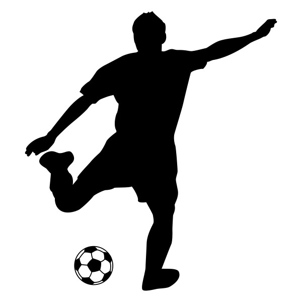 sticker footballeur 2