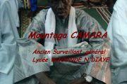 Bakélois du mois : Le pédagogue M. Mountaga CAMARA, l'homme qui marqua plusieurs générations d'élèves de Waoundé N'DIAYE