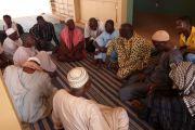 Religion : Sidiki Kaba a fait un don de tapis à la grande mosquée de Bakel