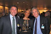 """Diaspora : Nayé BATHILY, Fonctionnaire Internationale, membre de """" DISSO"""", ce groupe d'experts au cœur de la polémique Macky-Moubarack LO"""