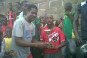 Coup de coeur : Djiby Kourni, un homme au service de la jeunesse de son quartier