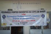 JOURNÉES PORTES OUVERTES DU CFP2 DE BAKEL