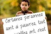 SANTÉ : SORT DES PAUVRES DURANT LE CONFINEMENT