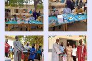(Audio) ÉDUCATION : DISTRIBUTION DE KITS SCOLAIRES DE L'UNICEF DANS LES COMMUNES DE DIAWARA ET DE GABOU