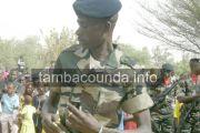 Bakel: Ndiaga Gueye, soldat d'un jour, animateur pour tous!