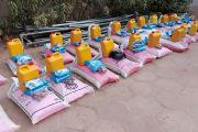 Don de denrées alimentaires à Bakel: l'amicale du CDD au chevet des familles vulnérables.